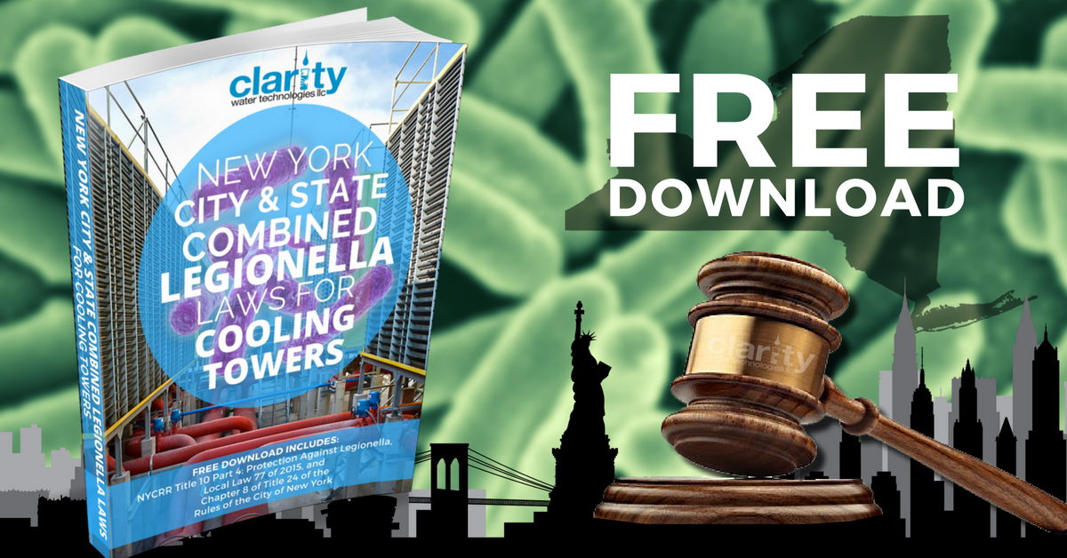 NY City and StateLegionella Laws for Cooling Towers Combined Download